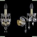 1415B/1/141/G Хрустальное бра Bohemia Ivele Crystal (Богемия), 1415