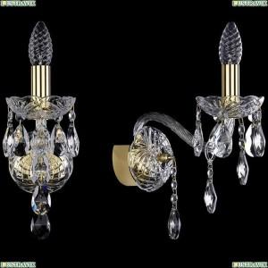 1415B/1/165/G Бра Bohemia Ivele Crystal (Богемия), 1415