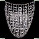 7708/3S/Ni Бра Bohemia Ivele Crystal (Богемия), 7708