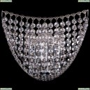 7708/3W/Ni Бра Bohemia Ivele Crystal (Богемия), 7708