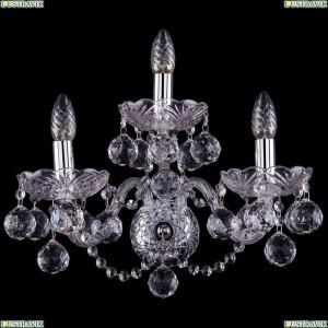 1402B/2+1/160/Ni/Balls Бра Bohemia Ivele Crystal (Богемия), 1402