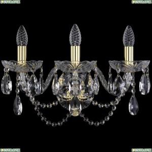 1402B/3/195/XL/G Бра Bohemia Ivele Crystal (Богемия), 1402