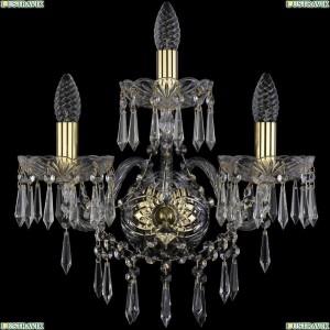 1403B/2+1/160/XL/G Бра Bohemia Ivele Crystal (Богемия), 1403