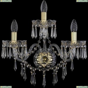 1403B/2+1/195/XL/G Бра Bohemia Ivele Crystal (Богемия), 1403