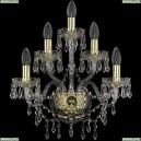 1403B/2+2+1/160/G Хрустальное бра Bohemia Ivele Crystal