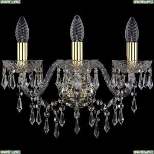 1403B/3/160/G Бра Bohemia Ivele Crystal (Богемия), 1403