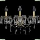 1403B/3/160/XL/G Хрустальное бра Bohemia Ivele Crystal (Богемия), 1403