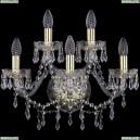 1403B/3+2/160/G Хрустальное бра Bohemia Ivele Crystal