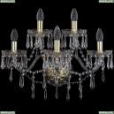 1403B/3+2/195/XL/G Хрустальное бра Bohemia Ivele Crystal (Богемия), 1403