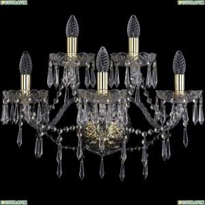 1403B/3+2/195/XL/G Бра Bohemia Ivele Crystal (Богемия), 1403