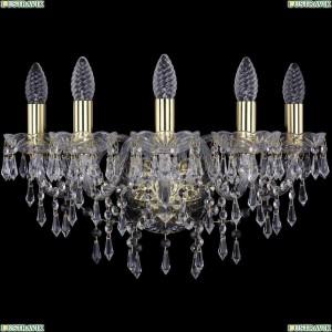 1403B/5/160/G Бра Bohemia Ivele Crystal (Богемия), 1403