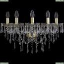 1403B/5/195/XL/G Хрустальное бра Bohemia Ivele Crystal