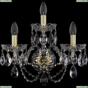 1406B/2+1/160/XL/G Бра Bohemia Ivele Crystal (Богемия), 1406