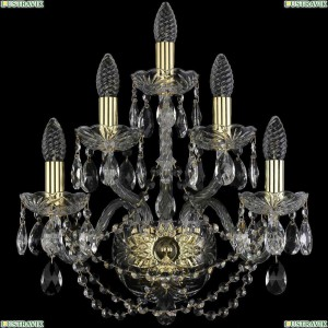1406B/2+2+1/160/G Бра Bohemia Ivele Crystal (Богемия), 1406