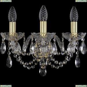 1406B/3/141/G Бра Bohemia Ivele Crystal (Богемия), 1406