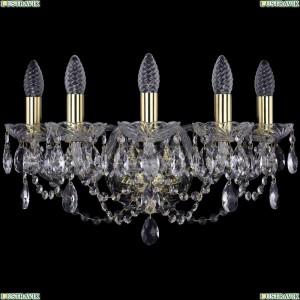 1406B/5/160/G Бра Bohemia Ivele Crystal (Богемия), 1406