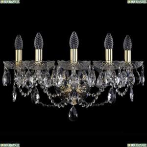 1406B/5/195/XL/G Бра Bohemia Ivele Crystal (Богемия), 1406