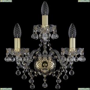 1409B/2+1/141/G Бра Bohemia Ivele Crystal (Богемия), 1409