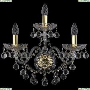1409B/2+1/195/XL/G Бра Bohemia Ivele Crystal (Богемия), 1409
