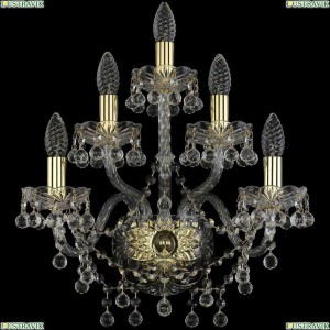 1409B/2+2+1/160/G Бра Bohemia Ivele Crystal (Богемия), 1409