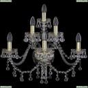 1409B/3+2+1/240/G Хрустальное бра Bohemia Ivele Crystal (Богемия), 1409