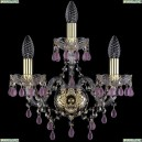 1410B/2+1/141/G/V7010 Бра Bohemia Ivele Crystal (Богемия), 1410