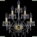 1410B/2+2+1/160/G/V0300 Бра Bohemia Ivele Crystal (Богемия), 1410