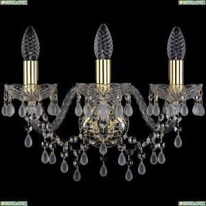 1410B/3/160/G/V0300 Бра Bohemia Ivele Crystal (Богемия), 1410