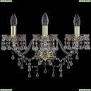 1410B/3/195/XL/G/V0300 Бра Bohemia Ivele Crystal (Богемия), 1410