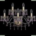1410B/3+2/195/XL/G/V7010 Бра Bohemia Ivele Crystal (Богемия), 1410