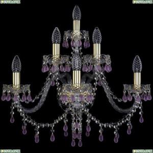 1410B/3+2+1/240/G/V7010 Бра Bohemia Ivele Crystal (Богемия), 1410