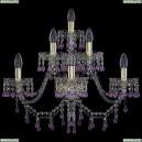 1410B/3+2+1/240/XL/G/V7010 Бра Bohemia Ivele Crystal (Богемия), 1410