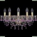 1410B/5/160/XL/G/V7010 Бра Bohemia Ivele Crystal (Богемия), 1410
