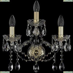1413B/2+1/165/G Бра Bohemia Ivele Crystal (Богемия), 1413