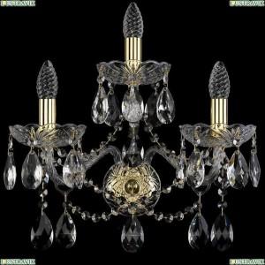 1413B/2+1/200/XL/G Бра Bohemia Ivele Crystal (Богемия), 1413