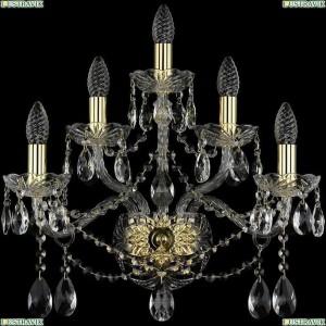1413B/2+2+1/200/XL/G Бра Bohemia Ivele Crystal (Богемия), 1413