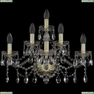 1413B/3+2+1/220/G Бра Bohemia Ivele Crystal (Богемия), 1413
