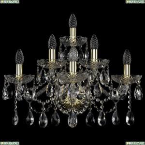 1413B/3+2+1/220/XL/G Бра Bohemia Ivele Crystal (Богемия), 1413