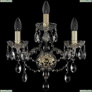 1415B/2+1/165/G Бра Bohemia Ivele Crystal (Богемия), 1415