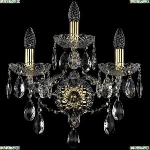 1415B/2+1/165/XL/G Бра Bohemia Ivele Crystal (Богемия), 1415