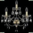 1415B/2+1/200/XL/G Бра Bohemia Ivele Crystal (Богемия), 1415