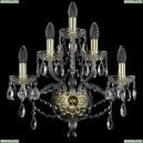1415B/2+2+1/165/G Хрустальное бра Bohemia Ivele Crystal (Богемия), 1415