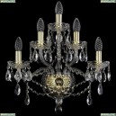 1415B/2+2+1/165/G Бра Bohemia Ivele Crystal (Богемия), 1415