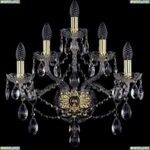 1415B/2+2+1/200/XL/G Бра Bohemia Ivele Crystal (Богемия), 1415