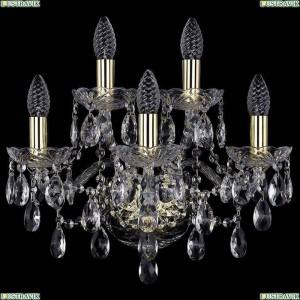 1415B/3+2/165/G Бра Bohemia Ivele Crystal (Богемия), 1415