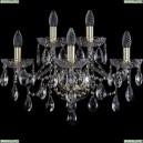 1415B/3+2/200/XL/G Хрустальное бра Bohemia Ivele Crystal (Богемия), 1415