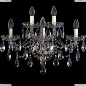 1415B/3+2/200/XL/G Бра Bohemia Ivele Crystal (Богемия), 1415