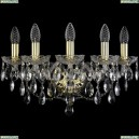 1415B/5/165/G Бра Bohemia Ivele Crystal (Богемия), 1415
