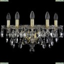 1415B/5/165/XL/G Хрустальное бра Bohemia Ivele Crystal (Богемия), 1415
