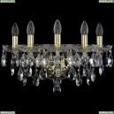 1415B/5/165/XL/G Бра Bohemia Ivele Crystal (Богемия), 1415